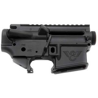 Wilson Combat Lower Receiver 223 Remington/5.56NATO Black TR-LOWERUPP