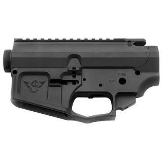 Wilson Combat Billeet Lower Receiver 223 Remington/5.56NATO Black TR-LOWUPP-BIL