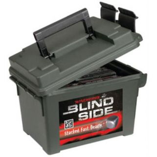 "Winchester Blindside 12 Gauge BB Steel Shot 3"" 100 Round Ammo Can SBS123BBVP"