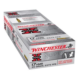 Winchester 17HMR 20GR 50Rd Box X17HMR1
