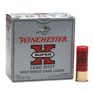 "Winchester Super-X High Brass 410 Gauge 6 Shot 3"" 25 Round Box X4136"
