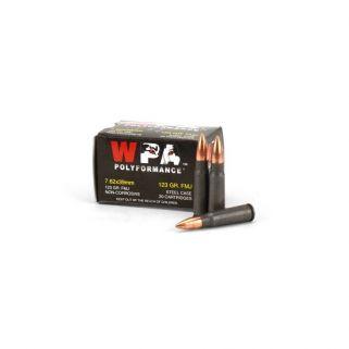 Wolf 7.62X39mm 123GR 20Rd Box 762X39BFMJ