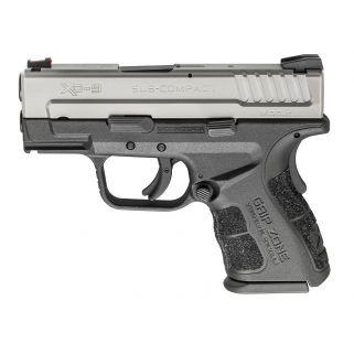 "Springfield Armory XD Mod 2 Sub-Compact 9mm 3"" Barrel 13+1/16+1 Bi-Tone XDG9821HC"