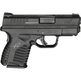 "Springfield XDS 45ACP 3.3"" 5+1/6+1 XDS93345BE"
