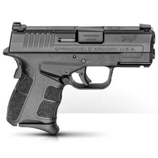 "Springfield Armory XDS Mod.2 9mm 3.3"" Barrel W/Night Sights 7+1/9+1 Black XDSG9339BT"