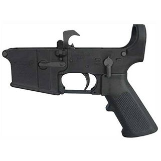YHM LOWER RECEIVER AR15 ASSEMBLED COMPLETE PARTS