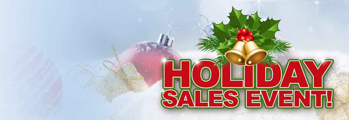 'Tis the season for savings on your favorite firearms, knives, ammo and more!