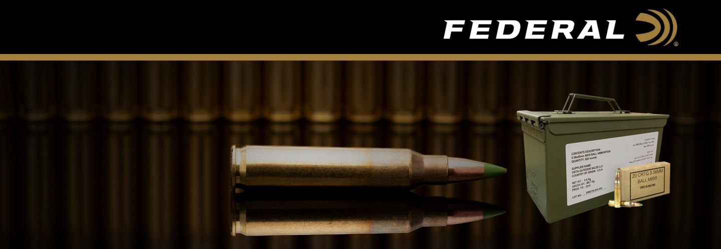 5.56NATO 62GR 820RD CAN