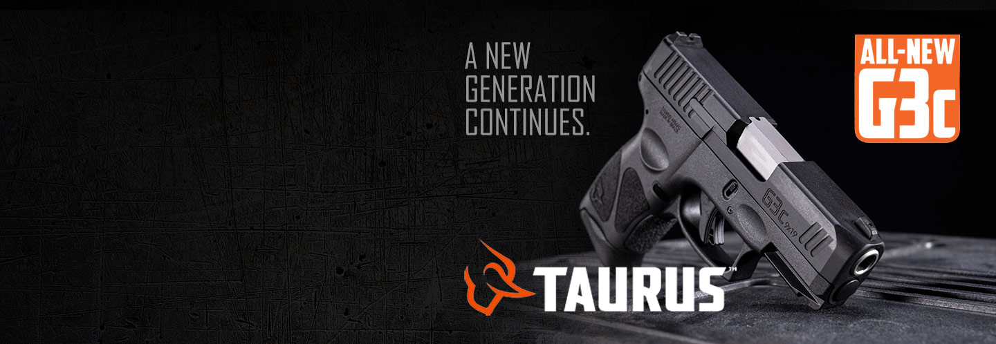 The new Taurus G3c 9mm builds on the proven foundation