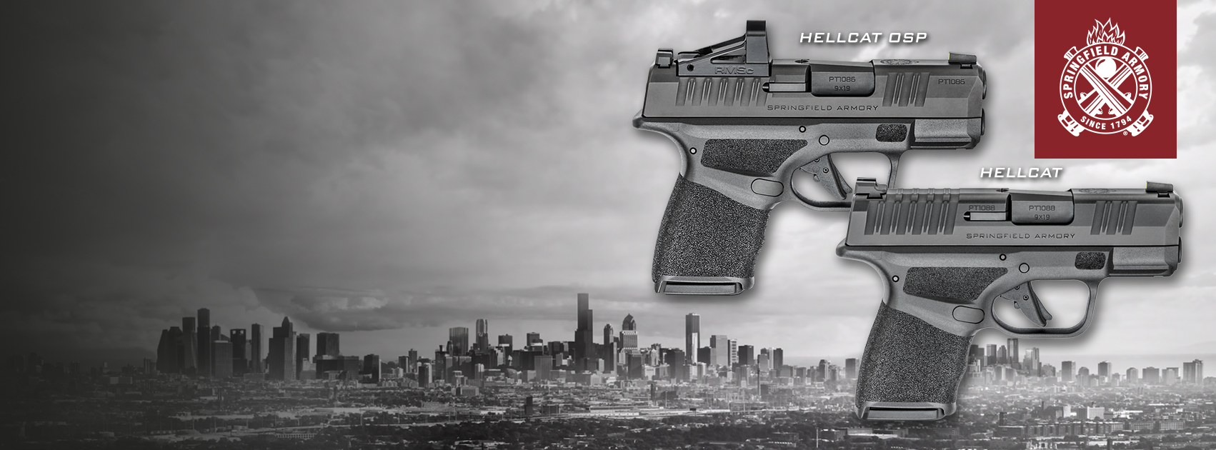 The just announced Springfield Armory Hellcat is now available for pre-order!