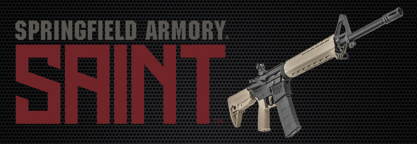 The SAINT™ AR-15 makes no compromises when it comes to features, engineering, and operator experience!