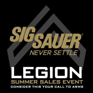Sig Legion Rebate
