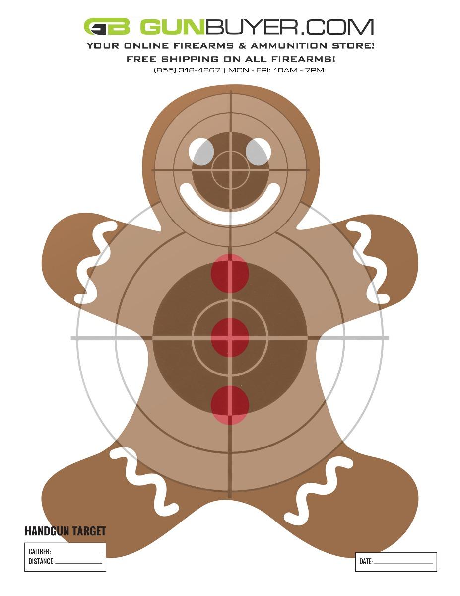 Gingerbread Target