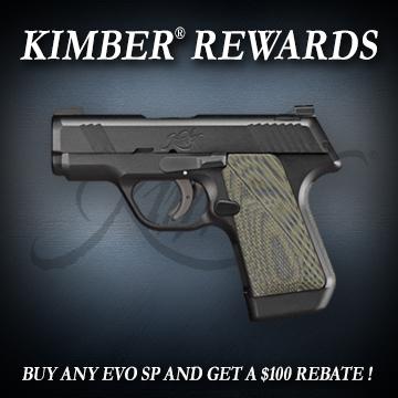 Kimber Rebate