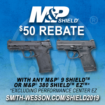 Shield Rebate